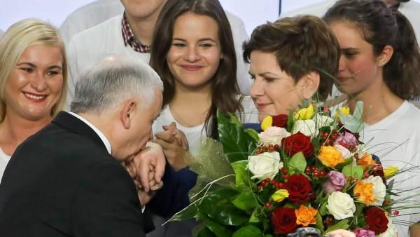 Polonia elecciones 2015.