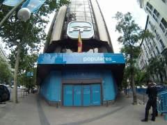 La presunta financiación irregular del PP de Madrid podría llegar a los dos millones