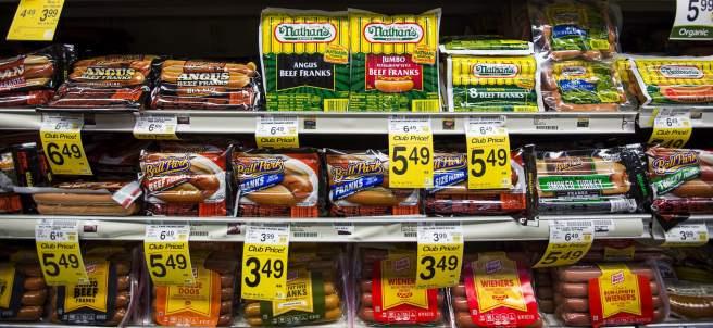 Expositor de supermercado
