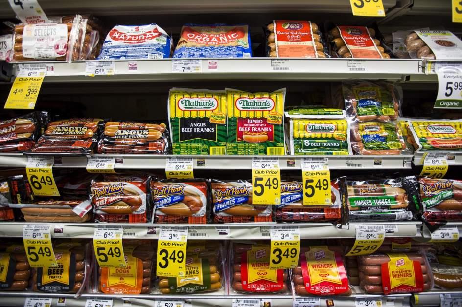 La carne procesada es cancerígena