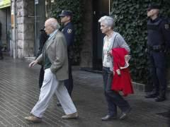 La Policía traslada a Jordi Pujol jr para un registro en la casa de sus padres