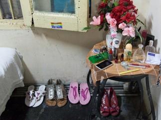In Amanda's home, Havana