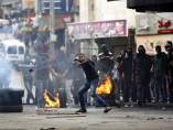 Enfrentamientos entre Israel y Palestina