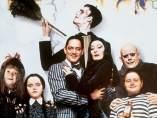 La familia Adams en Halloween