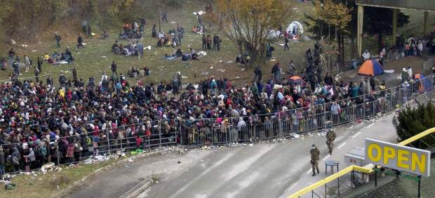Austria anuncia nuevas restricciones al asilo de refugiados a partir de mayo