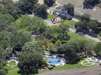 Neverland, el rancho de Michael Jackson