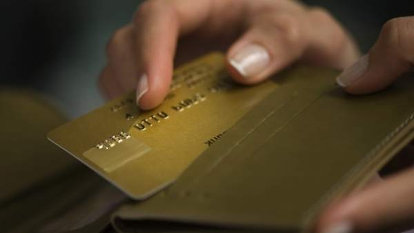 tarjeta de crédito euro duro
