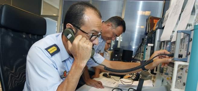 Centro coordinador de salvamento de Gando