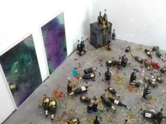 Exposición vanguardista