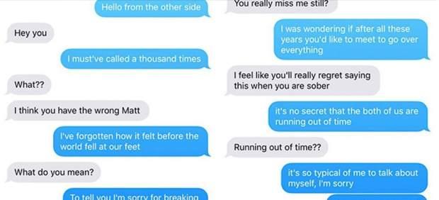 Conversación sobre una letra de Adele