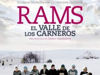 Cartel de Rams. El valle de los carneros