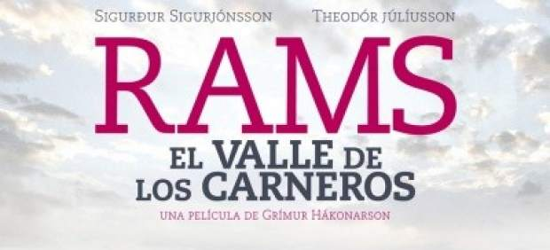poster Rams . The valley of rams