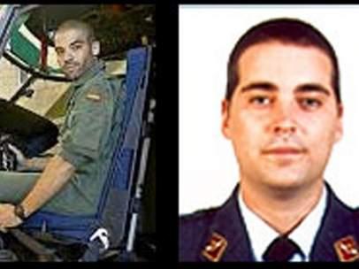 Militares fallecidos