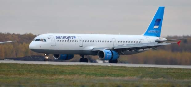 Avión ruso, similar al siniestrado