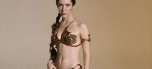 Carrie Fisher dans