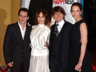 Jennifer Lopez, junto a Tom Cruise