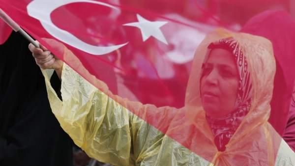 Elecciones en Turquía