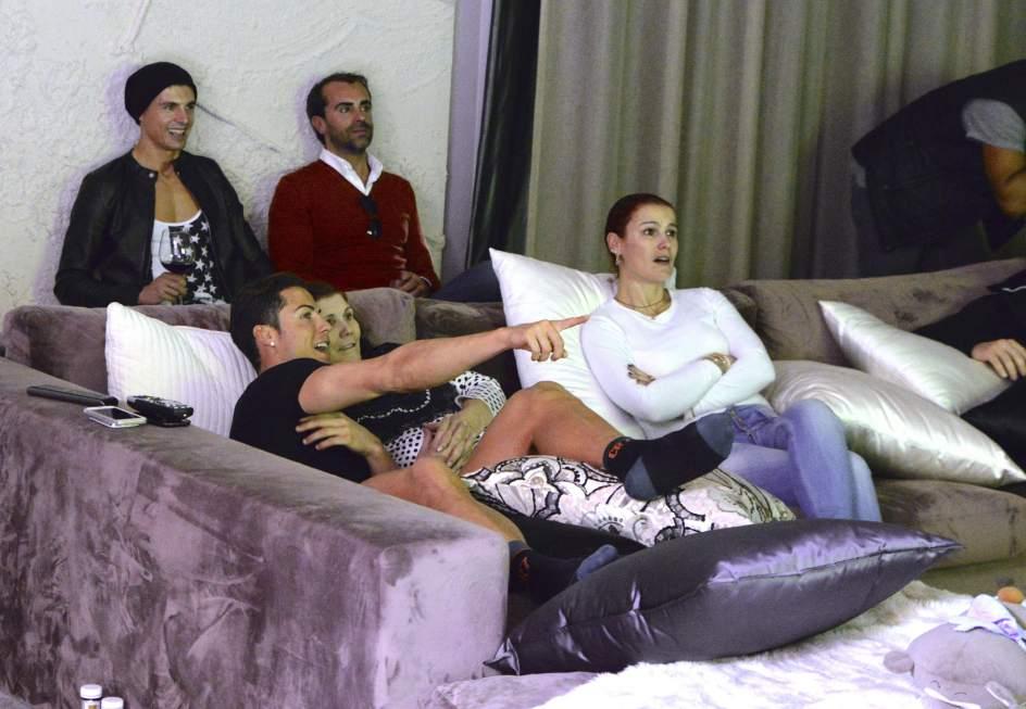 Cristiano ronaldo mis amigos de verdad son cuatro o cinco - Fotos de la casa de cristiano ronaldo ...