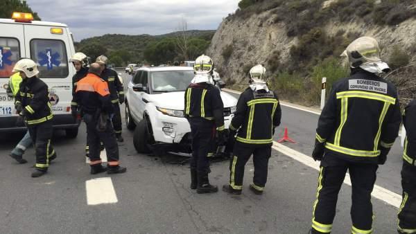 Accidentes de tráfico