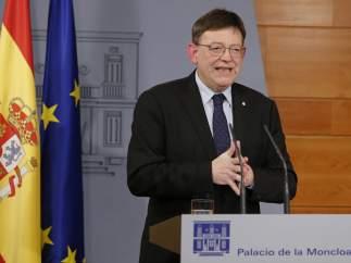 Ximo Puig se reúne con Rajoy