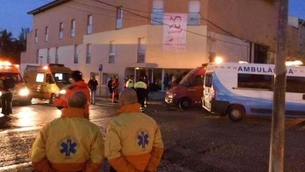 Cuatro ancianos mueren en Lleida