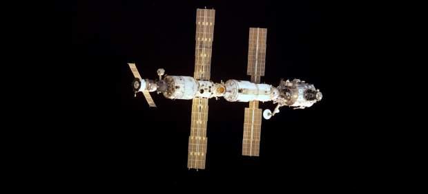 15 años del la EEI en el espacio