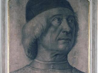 Giovanni Bellini (c. 1435‒1516) - Portrait of man