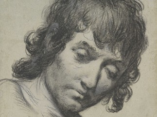 Bernardo Strozzi (1581‒1644) - Head of a young man
