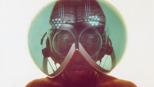 Haus-Rucker-Co - Environment Transformer / Flyhead Helmet, 1968
