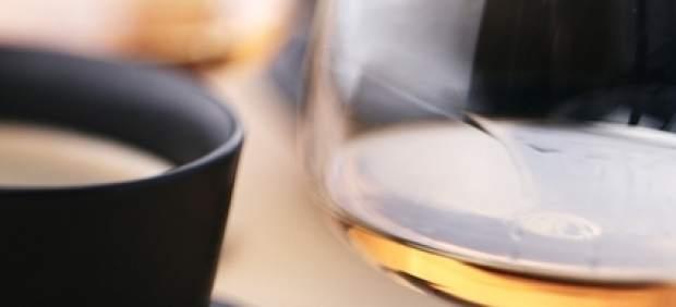 Café y licor