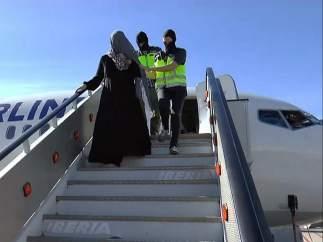 Detenida en Málaga por su vinculación con el Daesh