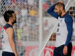 Valbuena agredió a un discapacitado que le acusó de la ausencia de Benzema