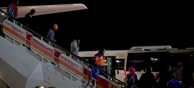 España acogerá desde junio a 586 refugiados entre reubicados y reasentados