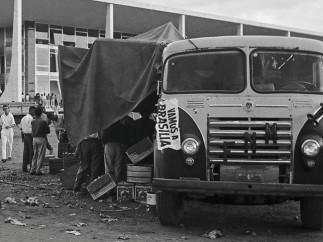 Thomaz Farkas - Día de la inauguración de Brasilia, 21 de abril de 1960
