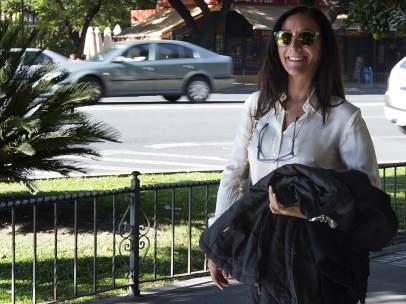 La jueza María Núñez.