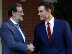 Rajoy y S�nchez debatir�n en TV el 14 de diciembre