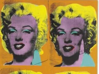 'Four Marilyns', de Andy Warhol.