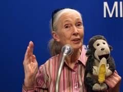Jane Goodall visita Cuba
