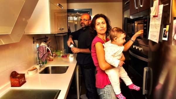 Las nuevas familias españolas