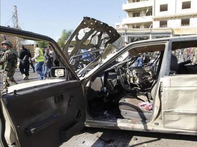 Doble atentado suicida en un feudo de Hizbulá en Beirut