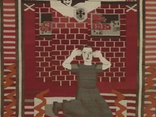 Hannah Ryggen - Fear, 1936
