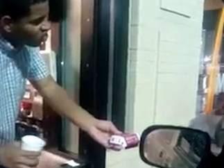 Empleado de McDonald's