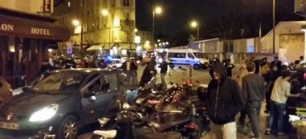 Varios muertos en un tiroteo y una explosión en París