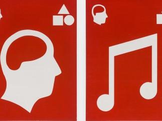 Matt Mullican (1951), Untitled (Signs), 1981