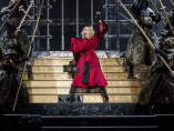 Madonna entre samurais