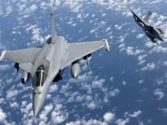 Francia bombardea posiciones de Estado Islámico en Irak