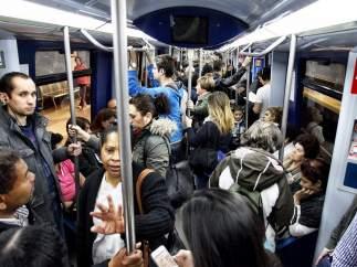 Vagón de Metro