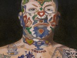 Peter Blake, Tattooed Man 5, 2015