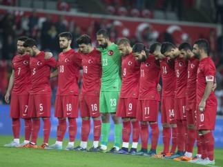 Minuto de silencio en Turquía