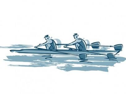 Ilustración remo